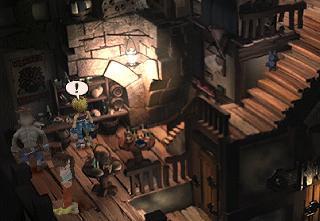 Screenshot Thumbnail / Media File 1 for Final Fantasy IX [NTSC-U] [Disc1of4]